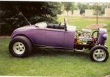30 Ford Roadster